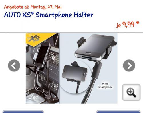 [Aldi-Süd]Smartphone Halterung für das Auto @27.05.2013
