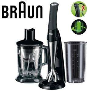[iBood] Braun Multiquick 7 - MR740CC – kabelloser Stabmixer (idealo 97,80€)