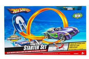 Hot Wheels™ - Starter Set ab €13,15 [@Karstadt.de]