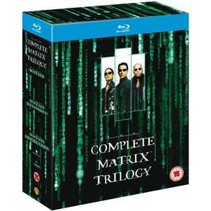 Matrix - The Complete Trilogy [Blu-ray] bei Amazon