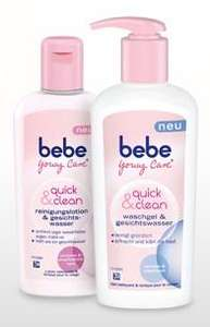 [Facebook] Rossmann Produkttest bebe Young Care quick & clean