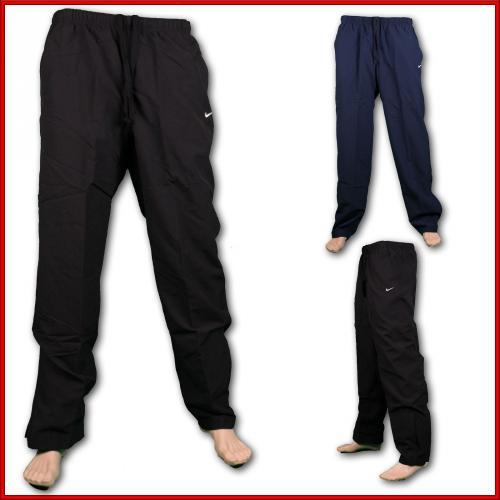 Nike Herren Trainingshose S M L XL Jogginghose Hose Pants neu Schwarz / Navy