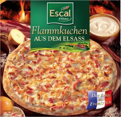 [deutschlandweit?] wohl bester TK-Flammkuchen für nur 1,11 € @ Kaufland