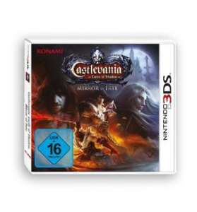 [offline] Castlevania: Lords of Shadow - Mirror of Fate (3DS) @Müller (lokal?)