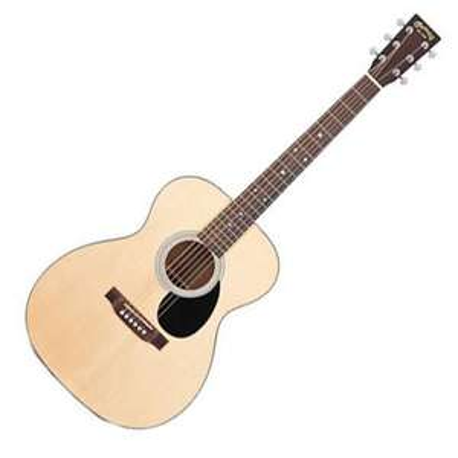 Martin OM-1 Westerngitarre inkl. Fishman PU + Case