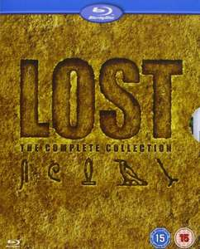 Lost: The Complete Seasons 1-6 [Blu-ray] - OT - Amazon UK  - 47,99€ inkl. Versand