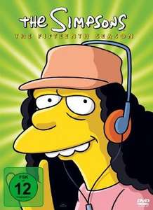 (Amazon) The Simpsons - Die komplette Season 15 [Collector's Edition] [4 DVDs]