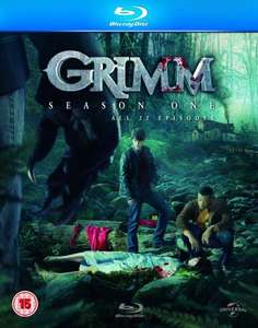 [Amazon UK] GRIMM - Season 1 (5-Disc BluRay/BR)