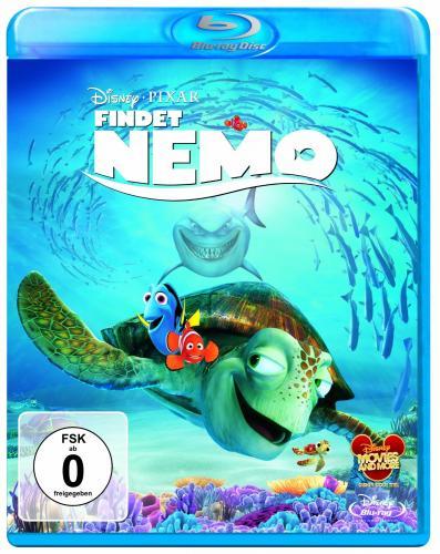 Findet Nemo [Blu-ray] für 10,99€ bei Amazon