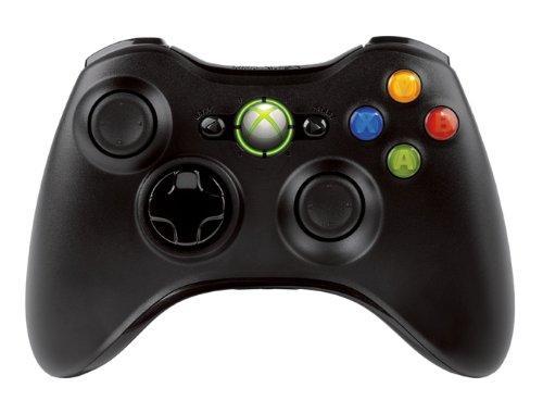 Microsoft Xbox 360 Wireless Controller für 29€ inkl. Versand @Amazon