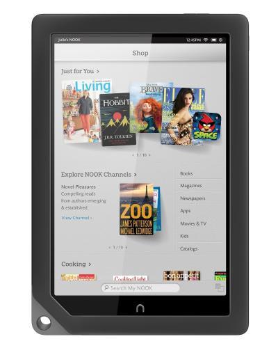 """(UK) 9"""" Tablet Nook HD+ 1920x1280 IPS Dispay 32GB @Amazon.co.uk"""