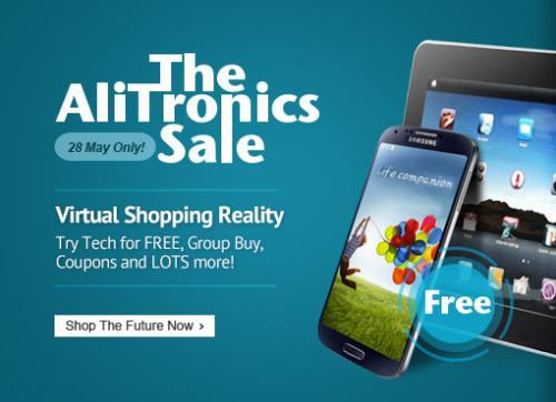 The AliTronics Sale - bis zu 80% auf Elektronik - Nur Heute!