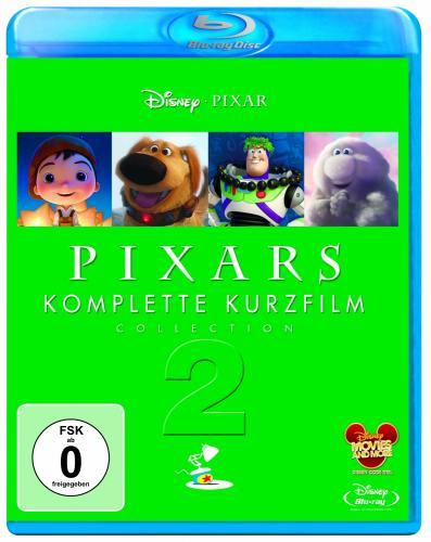 (Amazon) Pixars komplette Kurzfilm Collection 2 [Blu-ray]