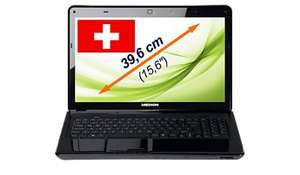 "15,6"" Notebook mit Full HD Display, Blu-Ray Laufwerk und i7 2 Generation"