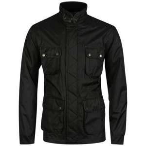 Brave Soul Men's Survivor Jacket - Black @ Zavvi für €18.75