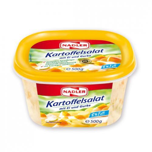 Nadler Produkt nach Wahl KOSTENLOS (z.B. Krabbensalate, Kartoffelsalate) [Geld-zurück-Garantie] Erstattung des Briefportos