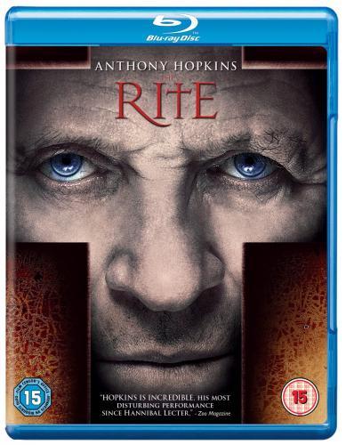 Blu-Ray - The Rite – Das Ritual für €5,25 [@Wowhd.co.uk]