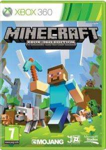 Pre-Order Minecraft Xbox 360 (DVD/kein download) @zavvi