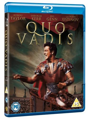 Blu-Ray - Quo Vadis für €6,37 [@Zavvi.com]