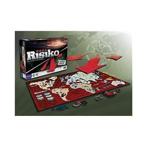 Parker™ - Risiko Deluxe (Neuauflage) ab €16,67 [@Karstadt.de]
