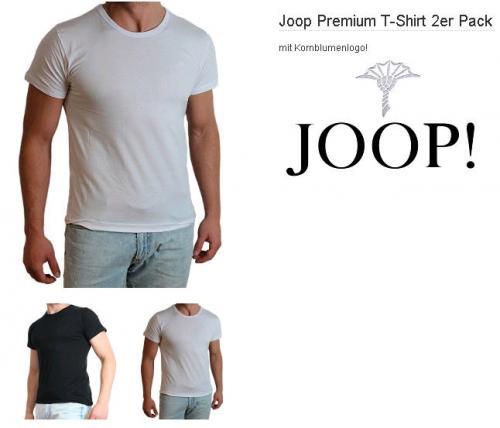 JOOP! T-Shirts 2er Pack weiss / schwarz 9,99 €