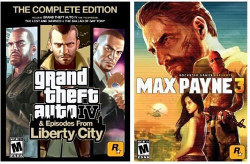 [Steam] Verschiedene Rockstar Bundles (L.A. Noire, GTA ,Max Payne 3) bei amazon.com