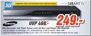 Samsung BD-E8909 - 3D-Blu-ray-Player, HD-TWIN Tuner, 1 TB Festplatte