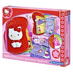 Hello Kitty Tagebuch und Kettenfabrik für 10€ @Real