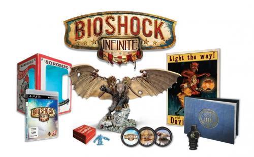 BioShock: Infinite - Ultimate Songbird Edition (uncut)[PS3] für 145€ @Amazon