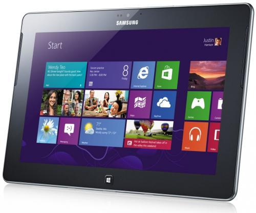 Samsung Ativ Win8 Tablet mit Digitizer 389€ [@AmazonWarehouse]