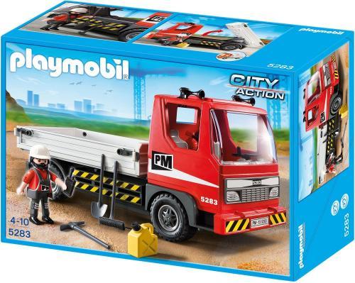 [Amazon] PLAYMOBIL - Baustellen-LKW 10,41€ inkl. Versand