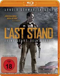 The Last Stand (uncut) Bluray für 12,90 MediaMarkt