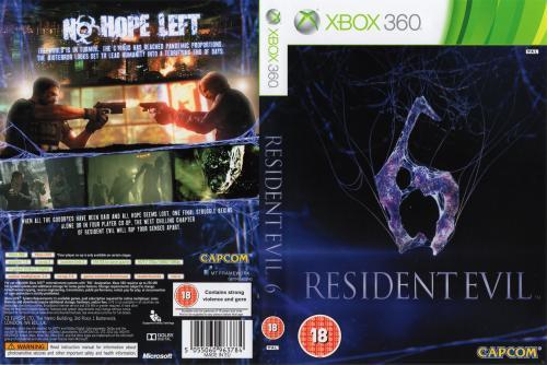 Resident Evil 6 - Xbox 360 @ Saturn am Potsdamer Platz (lokal Berlin)