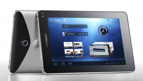 [Amazon WHD] Huawei Media Pad Tablet  (7 Zoll) IPS  Display, 5 Megapixel, WiFi, 3G,MicroSD)