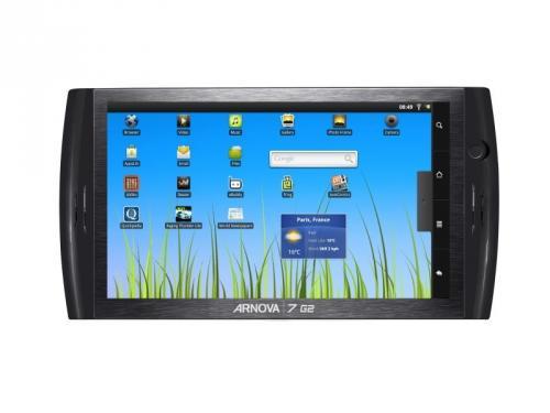"""7"""" ARCHOS ARNOVA Tablet 7 G2 4 GB Multitouch Display, Android für 49,99€ inkl. Versand statt 99,99€"""
