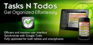 Android: App of the Day : Task N Todos