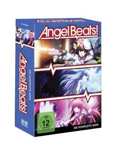 (Anime) Angel Beats! - Vol. 1-3 (3 Discs) [DVD]