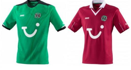 Hannover 96 Trikot – Home und Away direkt vom Trikot Hersteller – Für nur 28,95€ inkl. Versand