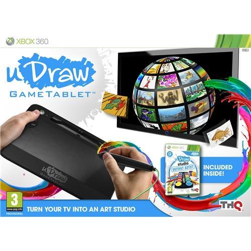 XBox 360 - uDraw GameTablet (inkl.Instant Artist) ab €5,85 [@Zavvi.com]
