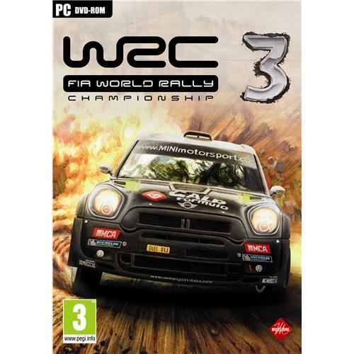 PC DVD-ROM - WRC: World Rally Championship 3 für €11,68 [@Zavvi.com]