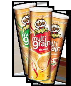 Pringles Multigrain @ Penny Framstag 07.06/08.06.13 - 1.11 Euro