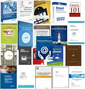 21 kostenlose Ebooks zum Thema E-Mail-Marketing