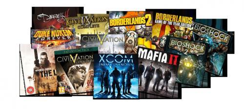[Steam] Get Loaded 2kGames Sale XCOM/Borderlands 1,2/Civilization IV,V+Addon/Bioshock 1,2/ Mafia 2 ....
