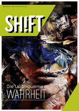 25 Seiten kostenlos lesen aus digitalem Lifestyle-Magazin SHIFT