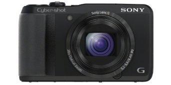 Sony DSC hx20v inkl. 30gpb amazon.uk gutschein