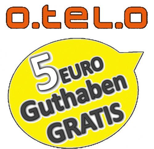 KOSTENLOS -  Prepaid SIM-Karte + 5 EURO Startguthaben - KOSTENLOS
