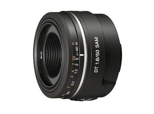 Sony Objektiv 1,8 50mm Festbrennweite