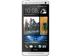 HTC One 32 GB in Silber