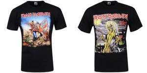 Iron Maiden™ - Herren T-Shirt (Killers Cover, The Trooper) für je €7,94 [@TheHut.com]