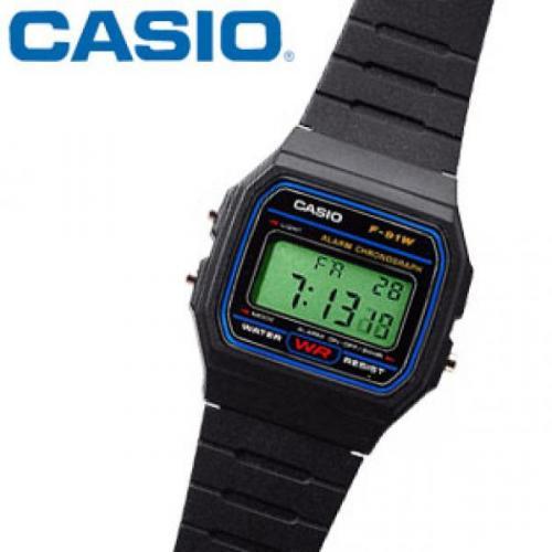 Der Klassiker Casio F-91W Retro Uhr für 9,99 €  @ Real (Offline) ab 03.06.13 im Angebot!